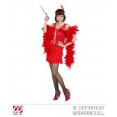 Charleston dame rood