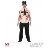 Zombie politieman
