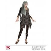 Zombie vrouw