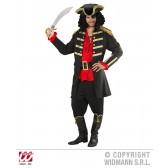 Piraten kapteinskostuum