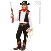 Cowboy kind kostuum