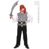 Piraten Jongen kostuum