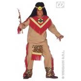 "Indiaan ""raging Bull"" kind kostuum"
