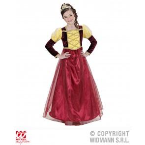 middeleeuwse prinses kind