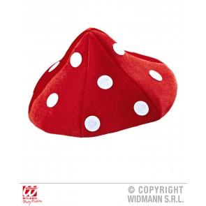 paddenstoel hoed