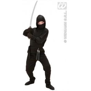 Ninja pak kind kostuum