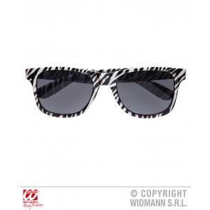 bril, zebra