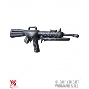 opblaasbaar machinegeweer