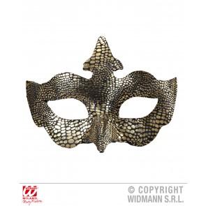 luxe vogelmasker metalic goud