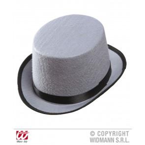 hoge hoed grijs, kind