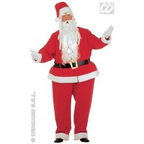 dikke uitvoering kerstman