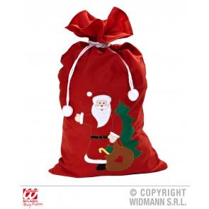 kerstmanzak met decoraties, 60x100cm