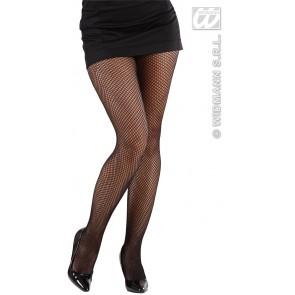 visnetpanty zwart,xl