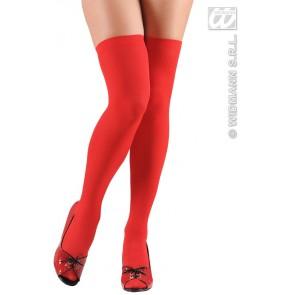 kniekousen rood 70den xl