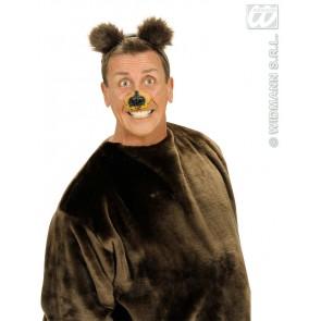 pluche beren oren