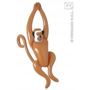 opblaasbare dansende aap 90cm