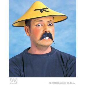chinese hoed, vilt