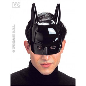 Plastic Batman masket