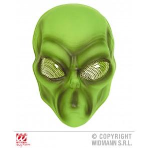 pvc masker buitenaards wezen