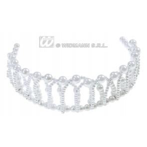 kroon buigbaar met pareltjes
