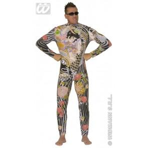 tattoo kostuum