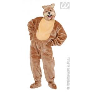 pluche kostuum eekhoorn