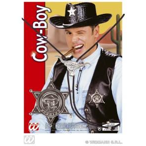 cowboy set (veter met ster)
