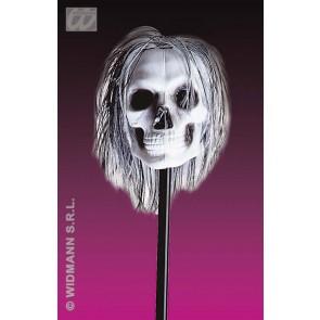voodoo stok, schedel