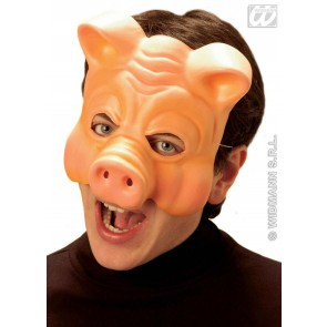 halfgezichtmasker varken