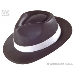 dameshoed borsalino met band, vinyl