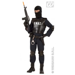 S.w.a.t. officier swat kind kostuum