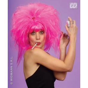 pruik, pretty woman (in plastic zak)