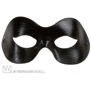 oogmasker zwart