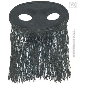 oogmasker odalisca zwart