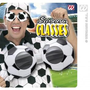 bril, voetbal