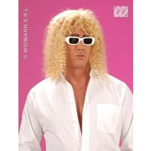 bril, zanger wit