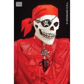 schedelmasker piraat