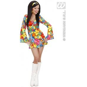 Sexy hippie jurk