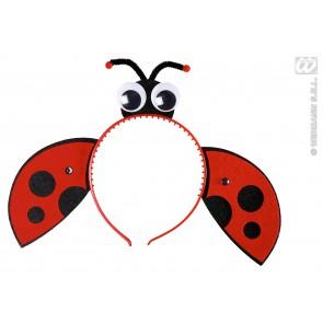 hoofdband lieveheersbeestje