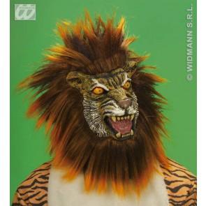 masker tijger met haar