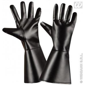 handschoenen lederlook, volwassen