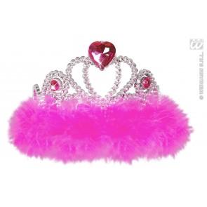 tiara rose met hartje