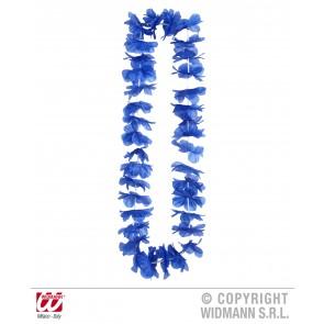 hawaii krans blauw