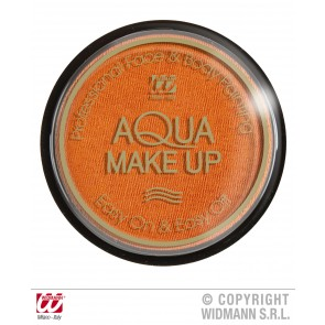 aqua make-up 15gr, oranje