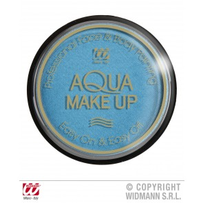 aqua make-up 15gr, hemelsblauw