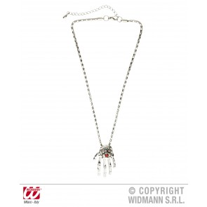 ketting skelethand