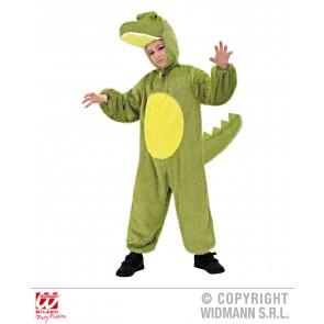 Pluche krokodil kind