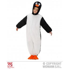 Pluche pinguin kind
