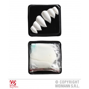 "pk 12 ""vampire fangs kit"""
