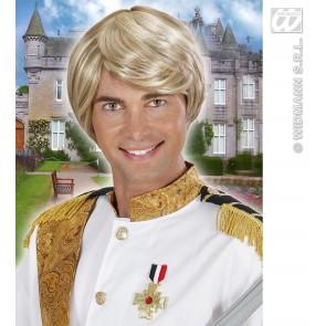 Prins Willem Alexander pruik
